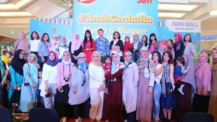 #anakcerdasitu Media & Blogger Gathering Cerebrofort