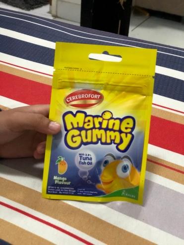 Cerebrofort Marine Gummy