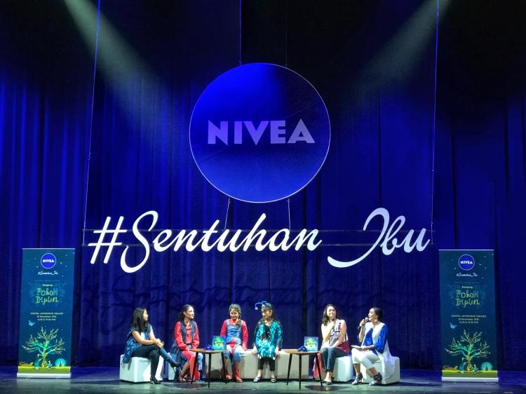 Rry Rivano NIVEA #SentuhanIbu Dongeng Musikal Pohon Impian