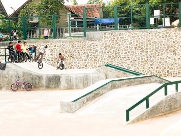 Arena Sepeda BMX