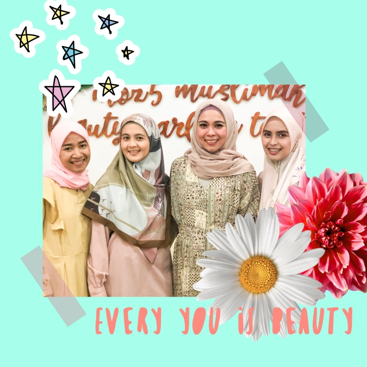 @jadeayu @miramiut CEO & Founder Moz5 Salon Muslimah Yulia Astuti @rryrivano