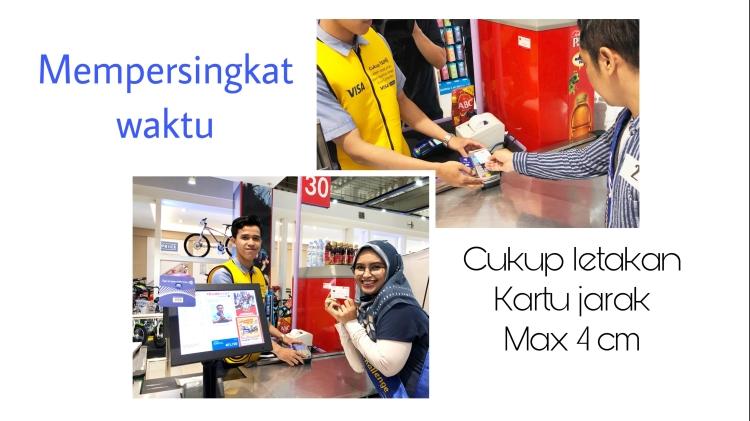 rry rivano & Imawan Anshari Visa Tap Contactless