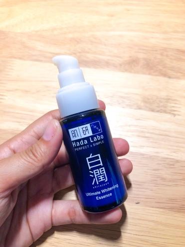 rryrivano.com Hada Labo Ultimate Whitening Essence