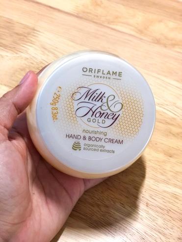 rryrivano.com oriflame milky & Honey